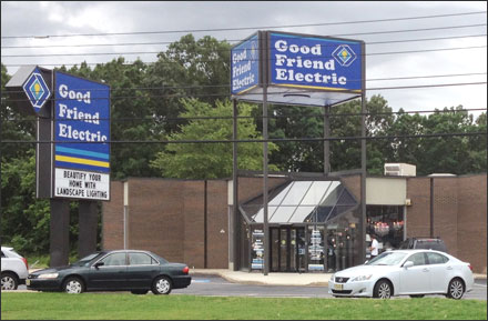 Good Friend Electric Toms River Location