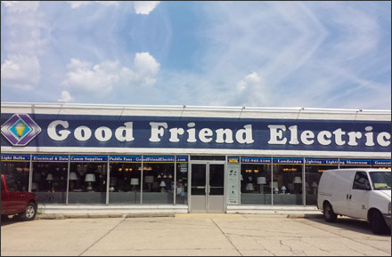Good Friend Electric Lakewood Location